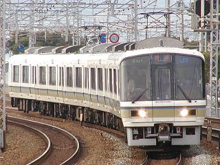 神戸鉄道資料館~JR西日本221系...